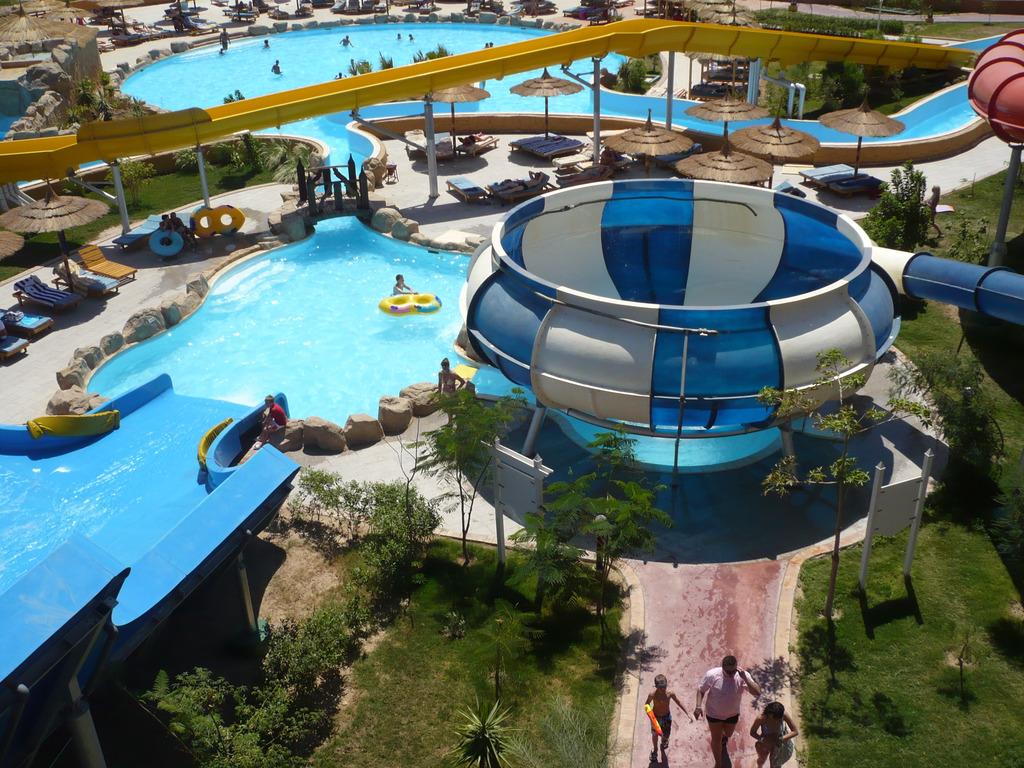 Hurghada Hotel Jungle Aqua Park