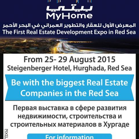 Real Estate Exhibition in Hurghada!