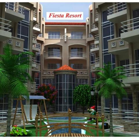 Fiesta Resort luxury complex from developer! Hurghada