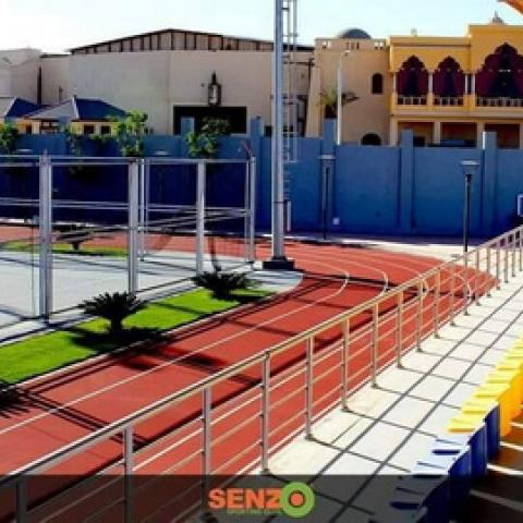 New sporting Club to be opened in Hurghada soon.