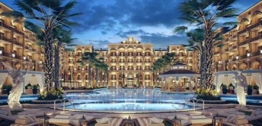 THE CARLYLE new project in Hurghada