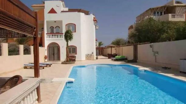 Apartment for rent in Mubarak 6 area - Hurghada