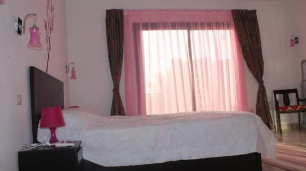 """Chalet for rent at the hotel """"Stella Makadi Beach Resort"""" (Makadi, Hurghada)"""