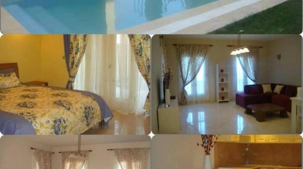 Private challet 1 bedroom for rent in El Gouna