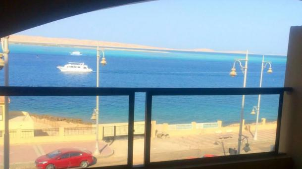 Studio for rent in the center of the Hurghada