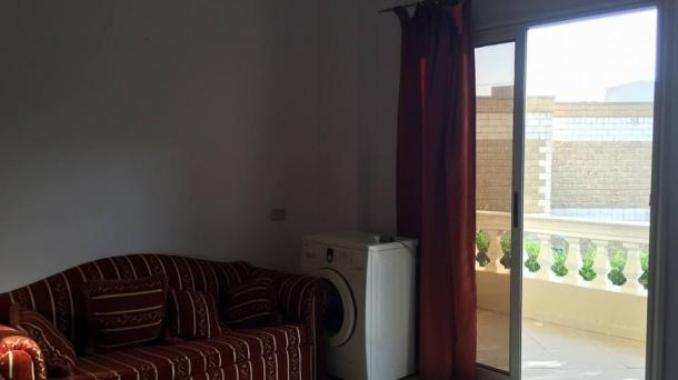 2bedrooms flat for rent in Hurghada