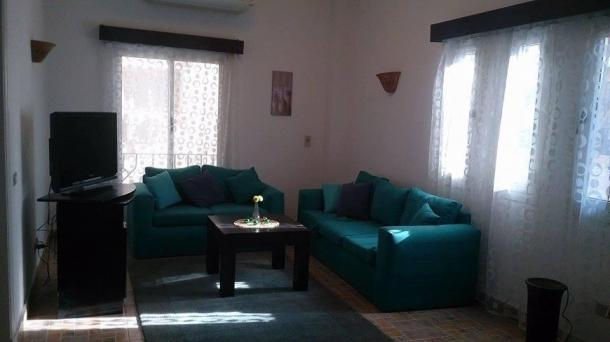 Rent a furnished one-bedroom apartments on the st. Madares area Hadoba