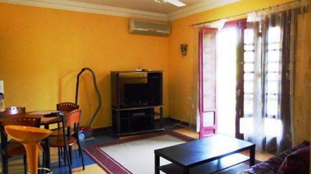 Cozy apartment with good finishing in Mubarak 2 for rent