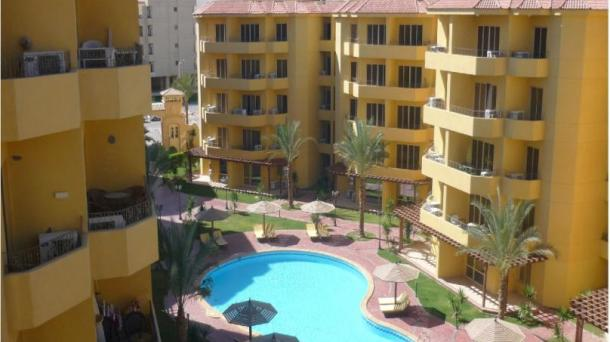 2 Bedroom Flat in British Resort