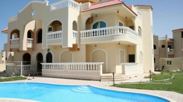 Half Villa in Moubarak 7, Phase 1