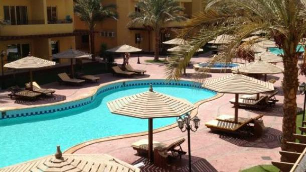 One bedroom apartment for rent in Hurghada