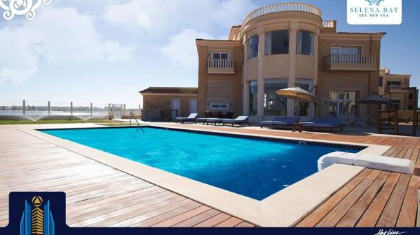villa for sale in Hurghada . Selena Bay Resort.