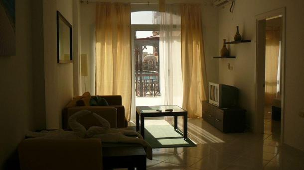 Apartmnent for rent in residential complex Desert Perl Hurghada